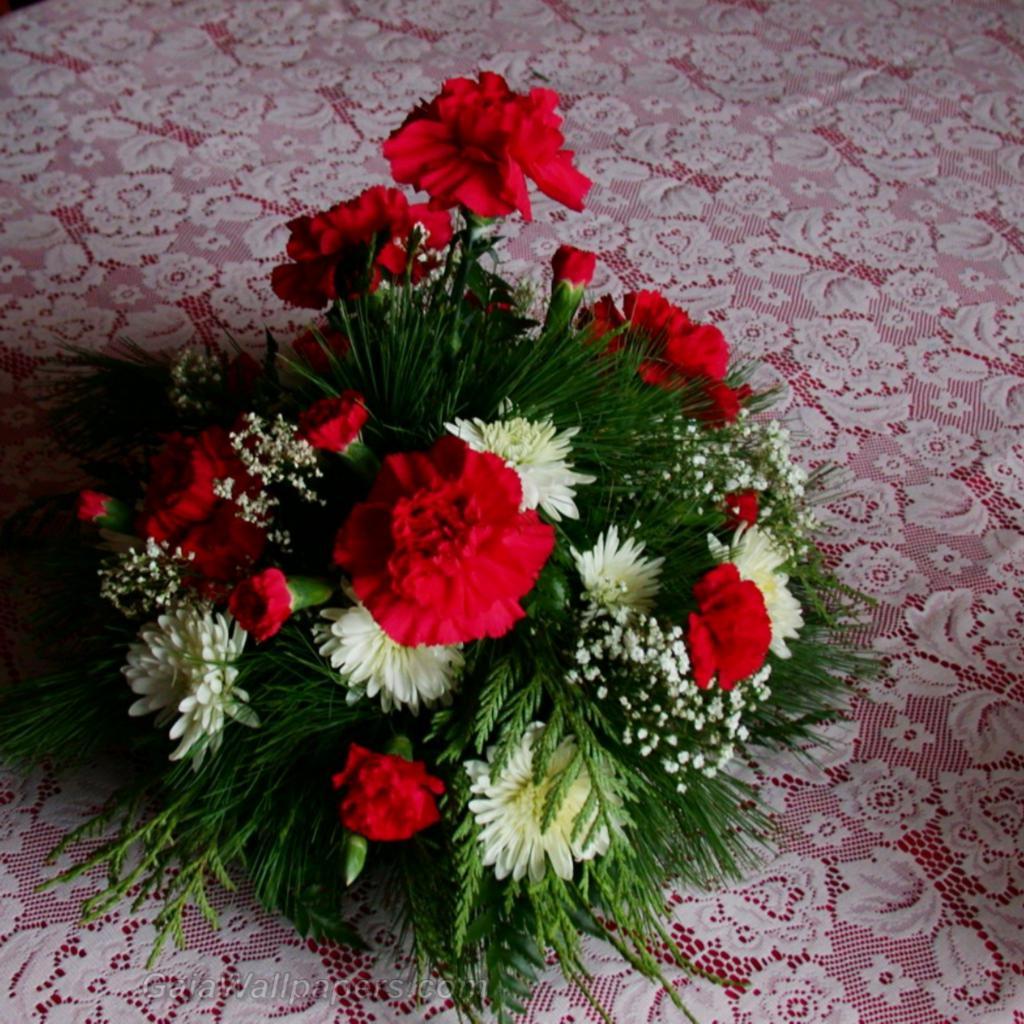 Flower bouquet - Free desktop wallpapers