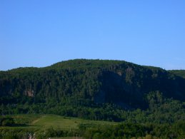 Classic Laurentian mountain desktop wallpapers