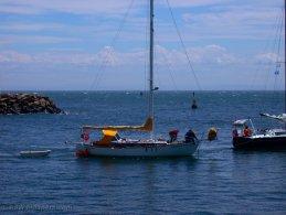 Parked sailboat desktop wallpapers