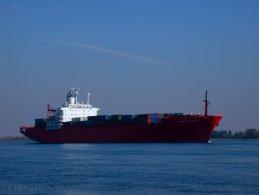Bateau cargo sur le fleuve St-Laurent fonds d'écran gratuits