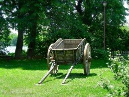 Ancien wheel cart desktop wallpapers