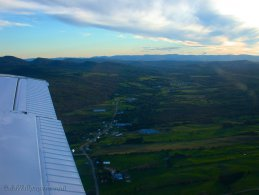 Campagne de Charlevoix seen from the air desktop wallpapers