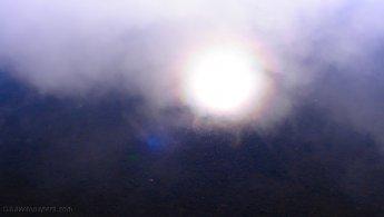 Misty sun reflexion desktop wallpapers