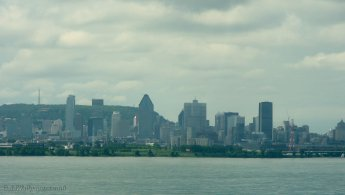 Montreal seen from Champlain Bridge desktop wallpapers