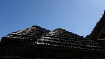 Tropical roofs desktop wallpapers