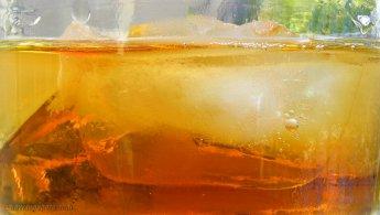 Refreshing amber drink desktop wallpapers