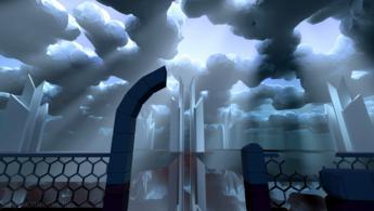Gateway entrance to the energy portal desktop wallpapers